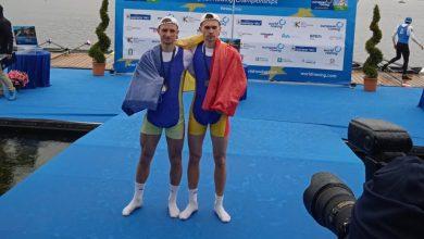 Photo of Sportivii moldoveni, medaliați la Campionatul European de Canotaj. Pe ce loc s-au clasat conaționalii noștri