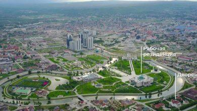 """Photo of Cartierul luxos din centrul capitalei Ceceniei, în care se află și palatul liderului Kadîrov, este supranumit """"Chișinău"""""""
