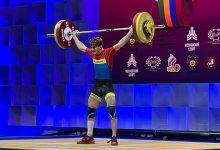 Photo of Republica Moldova a cucerit medalia de aur la Campionatul Europen de haltere