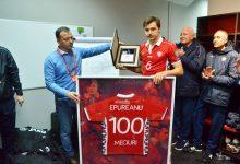 Photo of Alexandru Epureanu – primul fotbalist care a jucat 100 de meciuri pentru reprezentativa Republicii Moldova