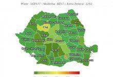 Photo of România: Numărul de locuri disponibile pentru vaccinarea anti-COVID a depășit numărul persoanelor din listele de așteptare