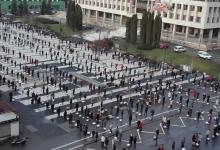 Photo of foto | Poza zilei vine din România: Cum arată Paștele catolic într-un oraș pe timp de pandemie