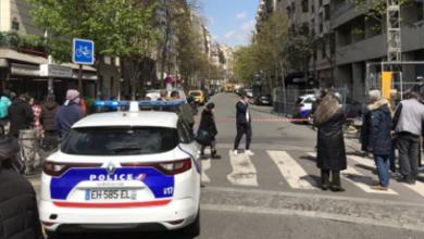 Photo of video   Un mort şi un rănit într-un atac armat în faţa unui spital la Paris. Autorul a reuşit să fugă