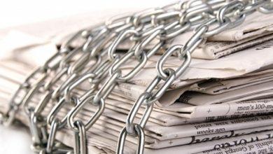 """Photo of Libertatea presei: Jurnalismul este """"total sau parţial blocat"""" în peste 130 de ţări"""