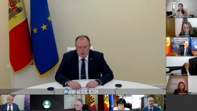 Photo of video | Supriză la Guvern. Ședința Executivului nu a început din cauza absenței lui Nagacevschi și Vlah