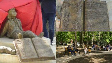 Photo of foto | Guguță are propriul scuar. În capitală a apărut monumentul personajului îndrăgit