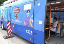 Photo of doc, video | Orele și locurile unde vor staționa troleibuzul și autobuzul vaccinării