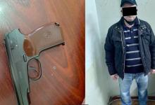 Photo of video | Jaful de la filiala unei companii de microcreditare din Chișinău, surprins de camerele de surpaveghere. Un suspect a fost reținut