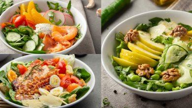 Photo of Te-ai gândit deja la meniul pentru prânz sau cină? Cinci salate sănătoase pe care neapărat trebuie să le încerci