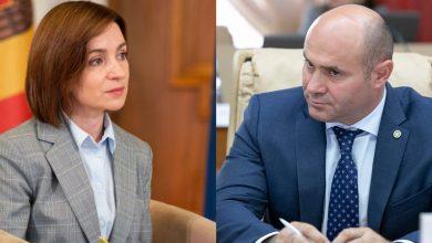 Photo of Maia Sandu afirmă că membrii familiei sale ar fi urmăriți la indicația ministrului interimar de Interne. Reacția lui Pavel Voicu