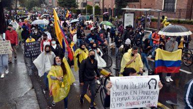 Photo of Sărăcia i-a scos în stradă pe columbieni. Jumătate din populaţie trăieşte cu 87 de dolari pe lună