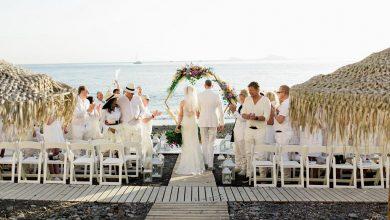 Photo of Nuntă în pandemie pe malul mării, în Grecia. Prețul unei asemenea ceremonii