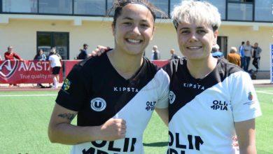 Photo of Ne putem mândri! Două fotbaliste din Republica Moldova au devenit campioane ale României