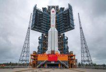 Photo of Rachetă chinezească, scăpată de sub control înainte de intrarea în atmosferă. Experți: Unele bucăți riscă să cadă și în regiuni locuite