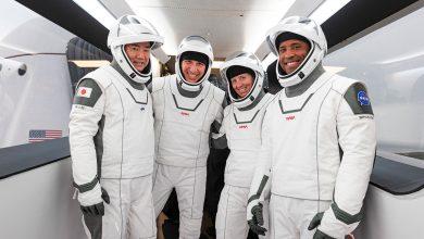 Photo of Prima aterizare a NASA pe timp de noapte după 53 de ani. Capsula SpaceX a adus acasă 4 astronauți de pe ISS