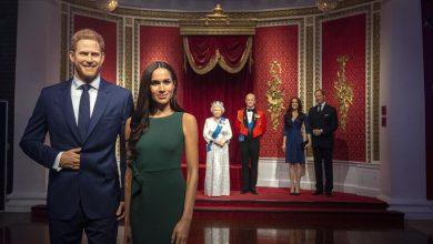 Photo of Londra: Figurile de ceară ale lui Harry și Meghan Markle, de la Madame Tussauds, au fost separate de cele ale familiei regale