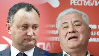 """Photo of Dodon, scrisoare către Voronin: """"Trebuie să lăsăm trecutul. Suntem gata să creăm un bloc electoral"""""""