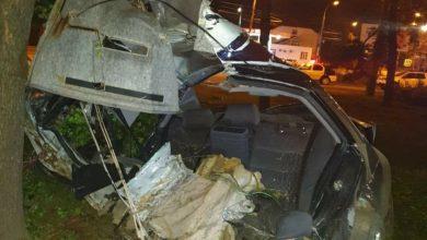 Photo of Șoferul care a suferit în accidentul nocturn de la Ciocana, identificat. Era la volanul mașinii părinților