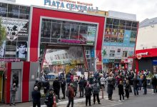 Photo of Activitatea punctului de imunizare de la Piața Centrală a fost sistată. Unde vor putea să-și facă rapelul cei vaccinați acolo