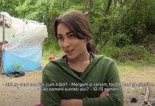 Photo of video | Trei familii s-au adăpostit în corturi improvizate într-o pădurice din sectorul Râșcani, spre nemulțumirea localnicilor