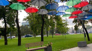 Photo of Să colorăm străzile cu umbrele! Temperaturile care se prevăd în weekend