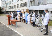 Photo of Încă 200 de ventilatoare, procurate în cadrul proiectului Băncii Mondiale, vor fi distribuite instituțiilor medicale