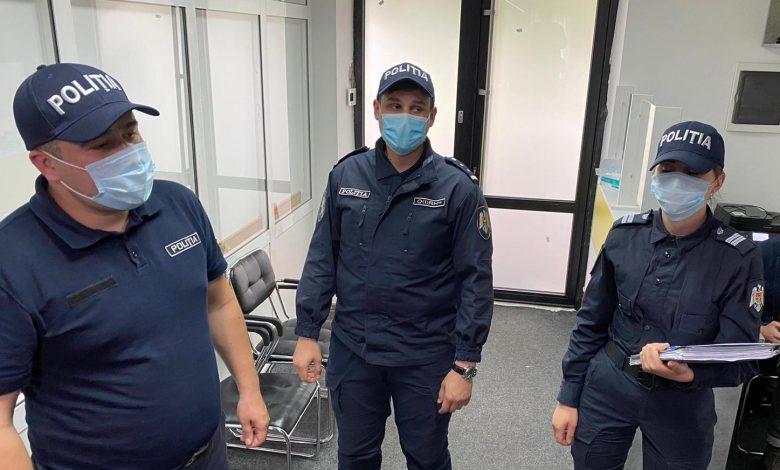 Photo of Vizită inopinată a Poliției la sediul PAS. Spînu: Voicu și Dodon să nu trimită polițiștii în misiuni politice