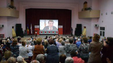 Photo of video | Marina Tauber: Oamenii l-au delegat pe Ilan Șor să preia funcția de premier