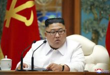 """Photo of video   Coreea de Nord: Partidul a aprobat și a dat la TV două clipuri noi, """"glamour"""", cu formația preferată a lui Kim Jong-un"""