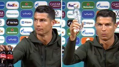 Photo of UEFA le cere fotbaliştilor să nu mai mute sticlele sponsorilor EURO 2020