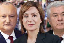 Photo of sondaj | Sandu, Dodon și Voronin, în topul celor mai de încredere politicieni