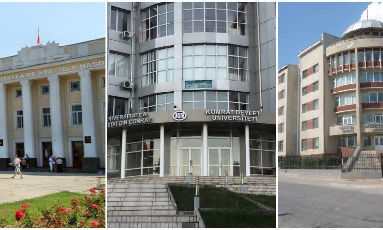 Photo of Admitere 2021   De la Bălți la Cahul! Cinci universități din Republica Moldova, amplasate în afara Chișinăului