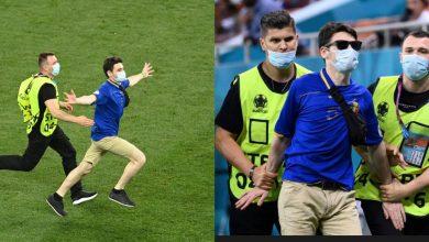 Photo of foto, video   Voia să marcheze un gol pentru naționala noastră? Un moldovean a dat buzna pe teren cât francezii și elvețienii luptau pentru trofeul EURO 2020