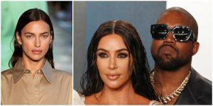 """Kanye West și Irina Shayk ar fi format un cuplu înainte ca rapperul să o cunoască pe Kim. Surse: """"A curtat-o mult timp"""""""