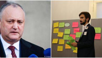 """Photo of """"Vrea să închidă gura tinerilor prin dosare de judecată"""". Igor Dodon intentează un proces împotriva Președintelui PAS Youth"""