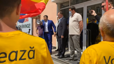 """Photo of Socialiștii sesizează Poliția: """"Condamnăm acțiunea agresivă și ilegală a unui partid care luptă pentru lichidarea R. Moldova"""""""