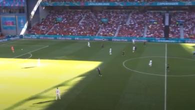 Photo of video   Ce autogol! Cum a scăpat mingea în plasă portalul Spaniei, în optimile de finală cu Croația de la EURO 2020