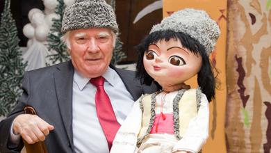 Photo of Sărbătoare în casa lui Guguță! Maestrul Spiridon Vangheli împlinește 89 de ani