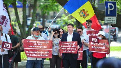 """Photo of """"Respingem categoric declarațiile"""". Munteanu, după ce Ciocoi a declarat că unele partide l-au presat să pună moratoriu pe asfaltul european"""
