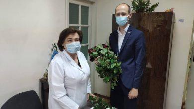 """Photo of Liviu Vovc: """"De ziua lucrătorului medical și a farmacistului, exprim înaltă gratitudine și recunoștință"""""""