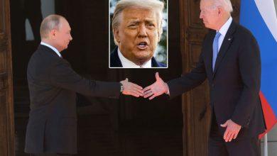"""Photo of Donald Trump după întâlnirea dintre Biden şi Putin: """"O zi bună pentru Rusia"""""""