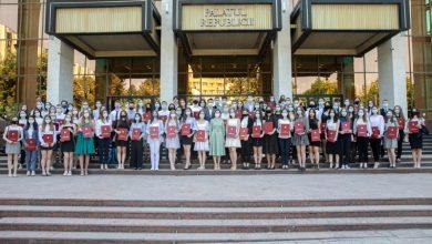 Photo of Diplome de Onoare din partea președintei pentru cei mai buni absolvenți din R. Moldova
