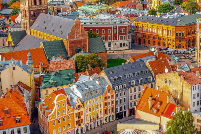 Letonia, Riga
