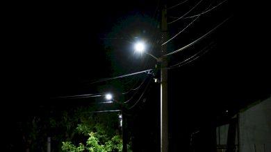 Photo of Raionul Orhei, iluminat aproape în totalitate. Isacova, un alt sat care are lumină noaptea pe străzi