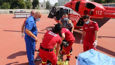 Photo of foto | Un bărbat din Ungheni, adus cu SMURD la Chișinău. A suferit mai multe arsuri grave