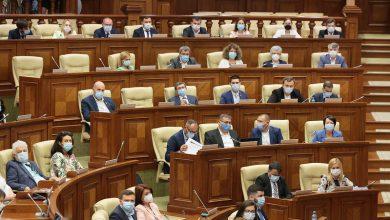 Photo of live   Au propus-o pe Gavrilița prim-ministră? Declarațiile PAS după consultările cu Maia Sandu