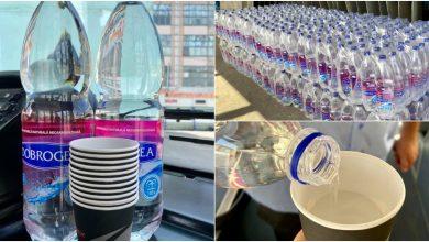 Photo of În troleibuzele din Chișinău va fi disponibilă apă potabilă pentru călători