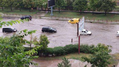 Photo of Inundații în capitală și în raioane. Localitățile unde au intervenit salvatorii pentru a pompa apa acumulată după ploile de luni