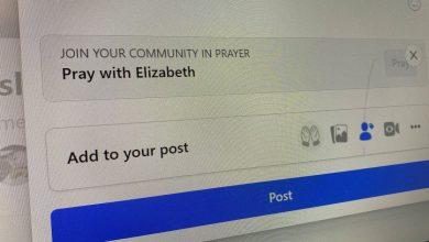 """Photo of Butonul de """"Like"""", înlocuit cu """"M-am rugat""""? Facebook a implementat un nou sistem ce le permite utilizatorilor să se roage împreună"""