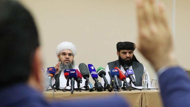 Photo of Talibanii din Moscova: Avem sub control 85% din teritoriul Afganistanului